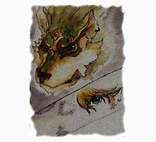 The Twilight Wolf  2 Unisex T-Shirt