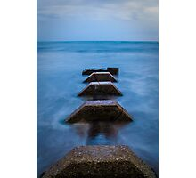 Pipe at East Wynyard Photographic Print