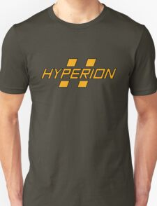 Hyperion Heroism (Without Text) T-Shirt