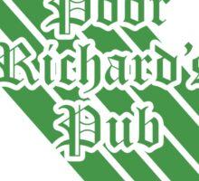 Scranton Pub Green Sticker