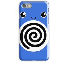 Poliwhirl iPhone Case/Skin