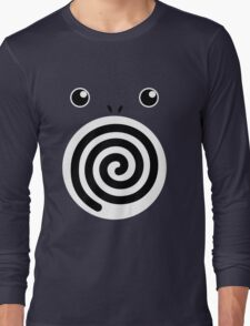 Poliwhirl Long Sleeve T-Shirt