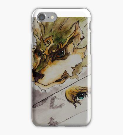 The Twilight Wolf   iPhone Case/Skin