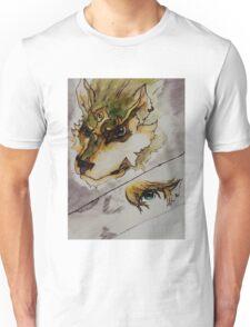 The Twilight Wolf   Unisex T-Shirt