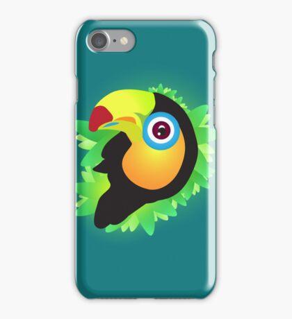 Tucan baby iPhone Case/Skin