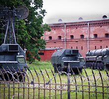 St Petersburg - Armoury Museum by Derek  Rogers