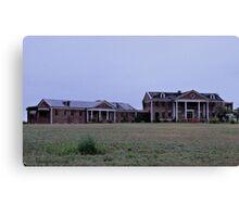 Woodmen's Circle Home - Sherman, Texas, USA Canvas Print