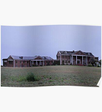 Woodmen's Circle Home - Sherman, Texas, USA Poster