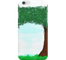 Landscape of calm iPhone Case/Skin