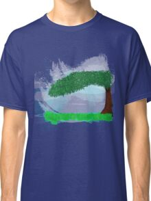 Landscape of calm Classic T-Shirt