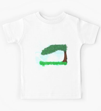 Landscape of calm Kids Tee