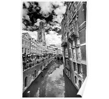 Utrecht BW Poster