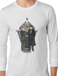 Sherlock Nouveau Long Sleeve T-Shirt