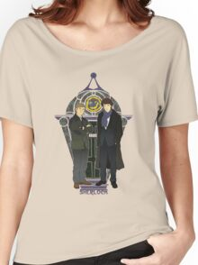 Sherlock Nouveau Women's Relaxed Fit T-Shirt