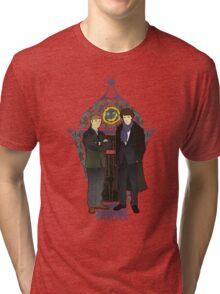 Sherlock Nouveau Tri-blend T-Shirt