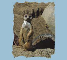 The Most Interesting Meerkat in the World Kids Tee