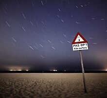 Beware of Kite Surfers by Chopen
