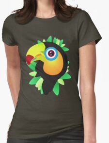 Tucan Womens Fitted T-Shirt