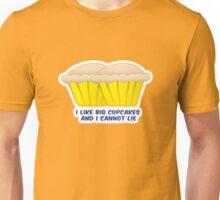 BIG CUPCAKES parody Unisex T-Shirt