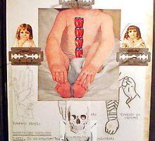 3 CUERPOS (3 bodies) by Alvaro Sánchez