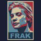 Starbuck: Frak (Battlestar Galactica) by Vendetta17