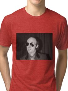 Cyril Jordan, The Flamin' Groovies Tri-blend T-Shirt