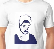Maya Angelou Grafitti  Unisex T-Shirt