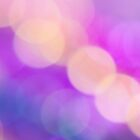 Abstract pink purple circle pattern design by campyphotos