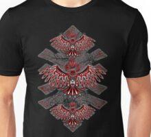 Eagle Tattoo Style Haida Art Unisex T-Shirt