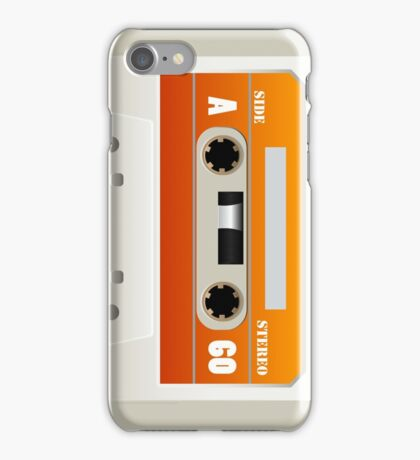 Cassette Tape case for iPhone (nr. 1) iPhone Case/Skin
