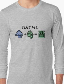 Maths Long Sleeve T-Shirt