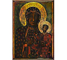 The Black Madonna Photographic Print