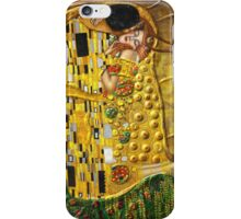 My Klimt:Kiss iPhone Case/Skin