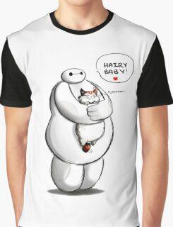 Baymax Funny Graphic T-Shirt