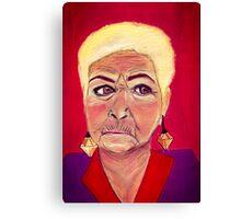 PAAAAT - from the 'stenders range Canvas Print