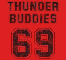 Thunder Buddies by BludMuffin