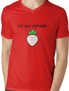 Eat your vegetables ! Mens V-Neck T-Shirt