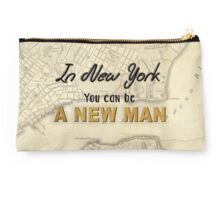 New York - New Man Studio Pouch