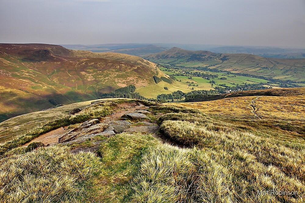 Peak District Landscape by Mat Robinson