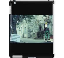 Rebel Reaper iPad Case/Skin