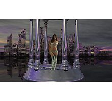 Wanted - Alien Abductress for Seduction Photographic Print