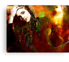 Hollywood Has Shadows Canvas Print