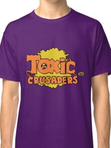 Toxic Crusaders Classic T-Shirt