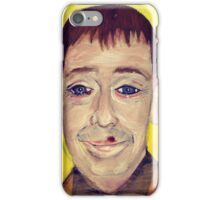 SMUG - from the 'stenders range'    iPhone Case/Skin