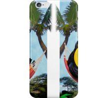 Costa Rica - cup art iPhone Case/Skin