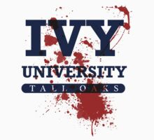 Ivy University, Tall Oaks  with BLOOD! AND T-VIRUS!  - Fictional from Resident Evil 6 by Guilherme Bermêo