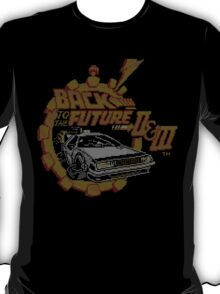 BACK to the future!! T-Shirt