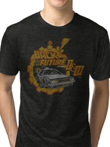 BACK to the future!! Tri-blend T-Shirt