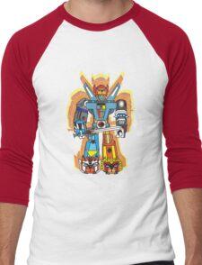 VolCats  Men's Baseball ¾ T-Shirt