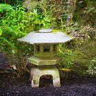 Japanese Garden Lantern by Yannik Hay